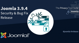 Joomla! 3.9.4 Security & Bug Fix Release