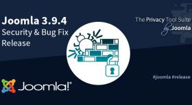 Joomla! 3.9.4 Security & Bug Fix Release