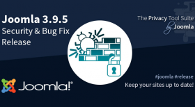 Joomla! 3.9.5 Security Vulnerabilities & Bug Fixes Release