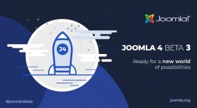 Joomla 4.0 Beta 3 & Joomla 3.10 Alpha 1 Release