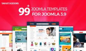 99+ SmartAddons Joomla Templates are Updated for Joomla 3.9