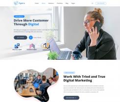 [PREVIEW] Sj Agenz - Modern Business, Agency Joomla Template