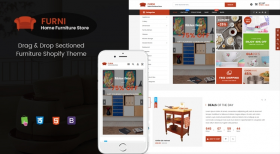 Ss Furni - Responsive Sections Furniture Theme