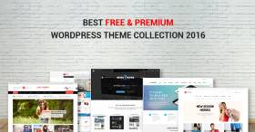 15+ Best Free & Premium WordPress Themes to Download for 2016