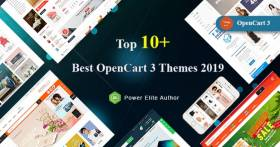 Top 10+ Best Multipurpose OpenCart 3 Themes in 2019