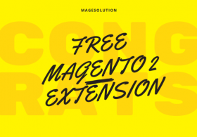 FREE Magento 2 Extension by Magesolution