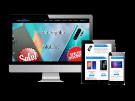 Gadgets Store - Joomla eCommerce template