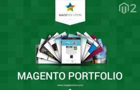 Free Magento 2 Portfolio extensio